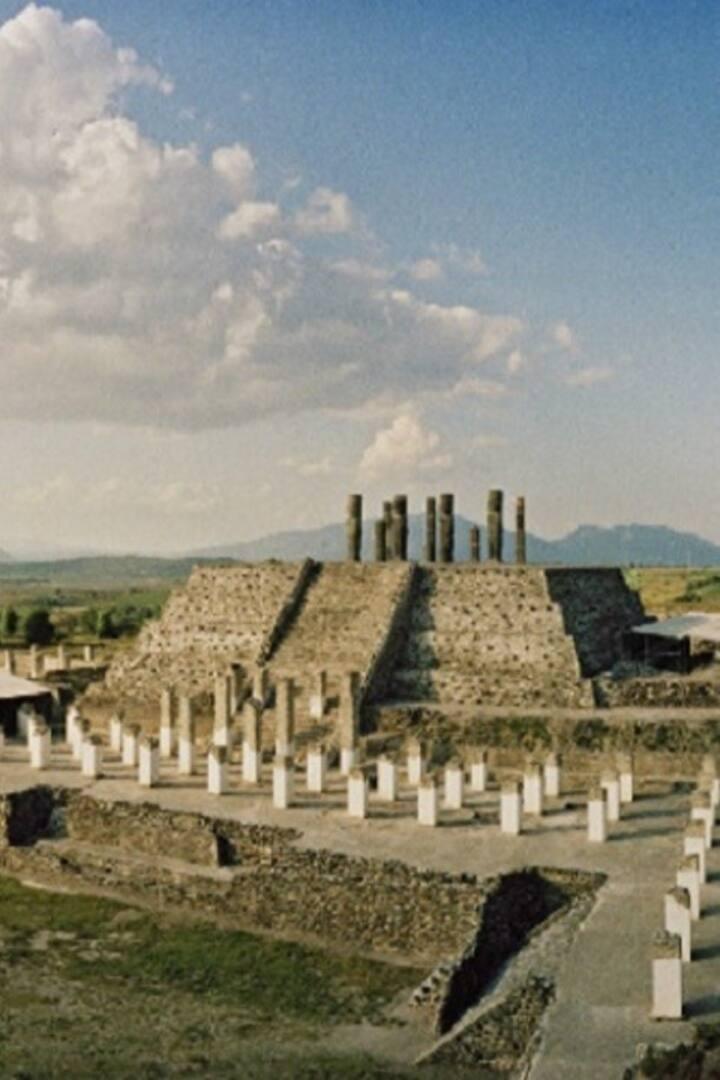 La morada de Quetzalcóatl