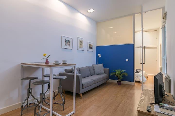 Céntrico y cómodo apartamento en el mismo centro