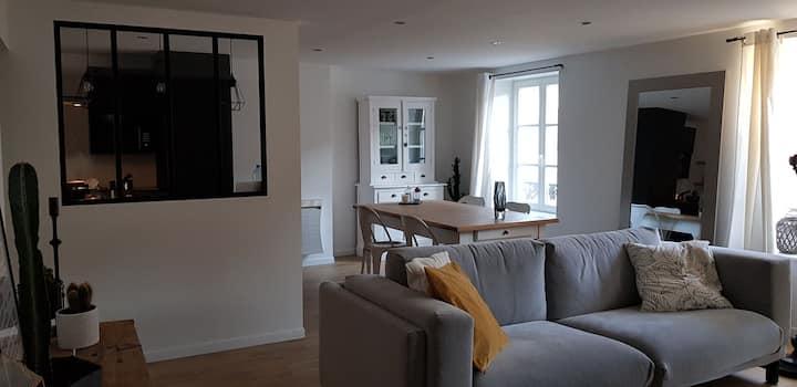 Le Gustave, appartement proche Place Stanislas