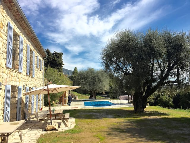 La Fenice, luxury with private heated pool - Le Bar-sur-Loup - House