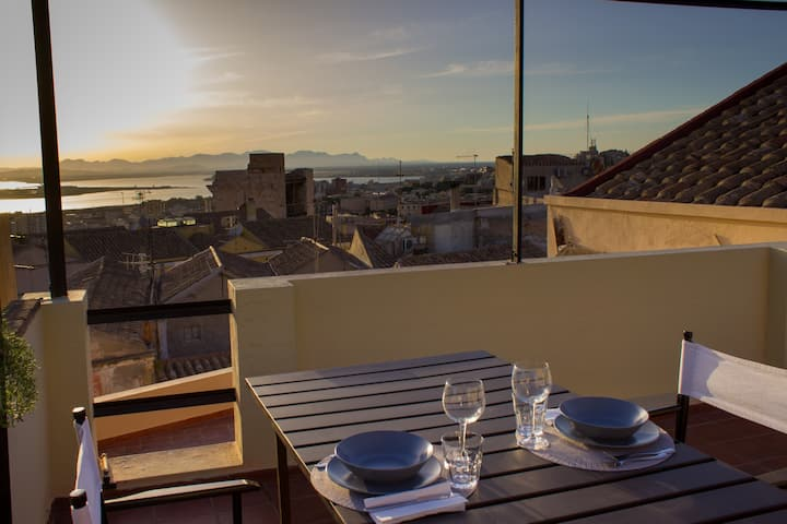 Super terrace and great space