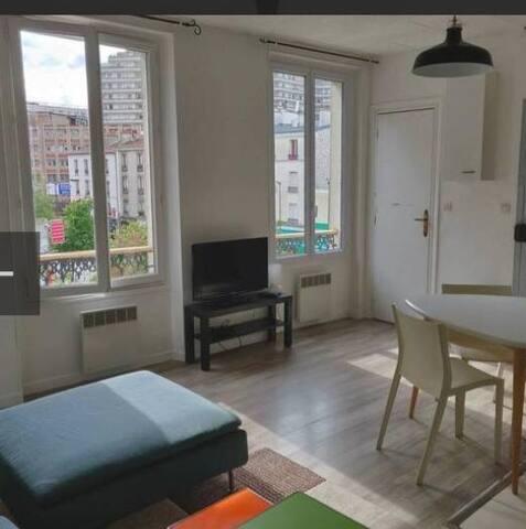 Appartement cosy et moderne aux portes de Paris
