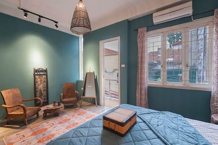 Satori Homestay - Private room nr Hoan Kiem Lake - Hanoi - Daire