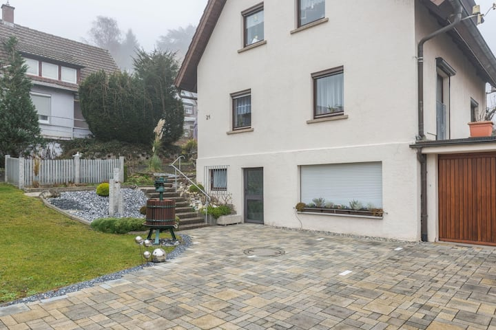 Holiday Apartment Kramer with Wi-Fi, Terrace & Shared Garden; Parking Available