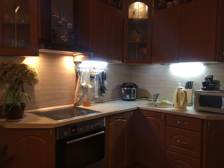 Кухня/kitchen