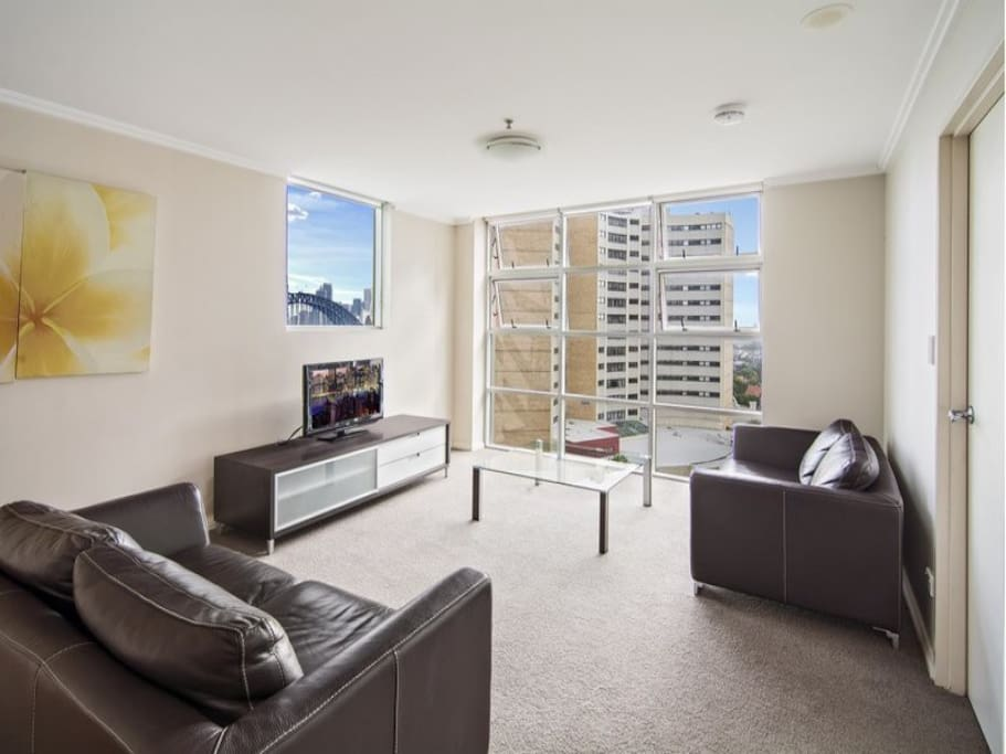 Private, fully furnished and clean Executive Apartment