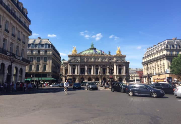 Amazing Loft Musee du Louvre/ Palais Royal/ Opéra