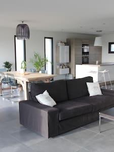 Maison d'architecte moderne design - Melesse - Huis