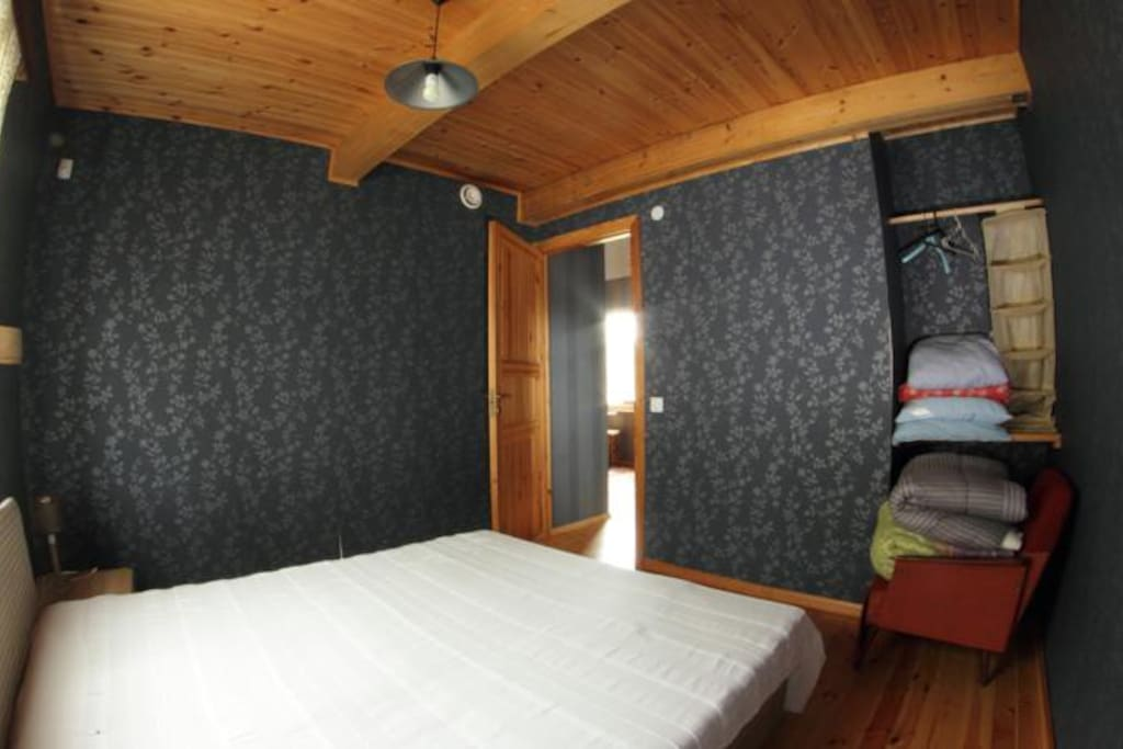 A small cozy house 80sqm.. 6 people Bedroom