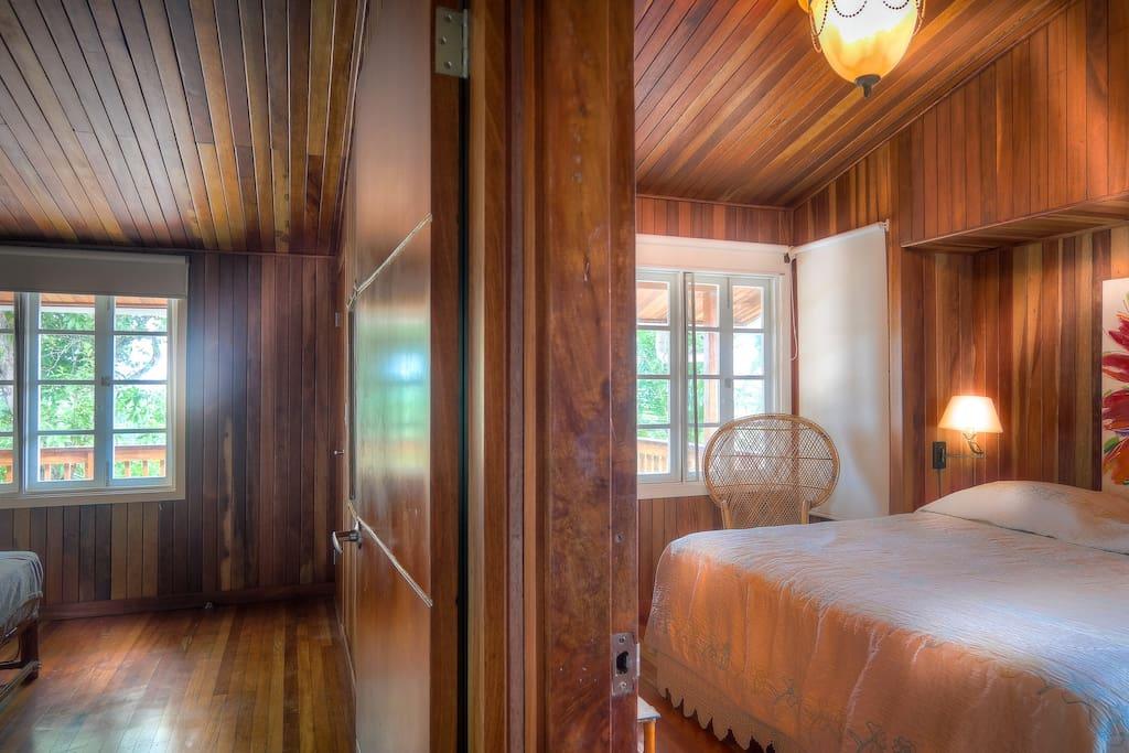 2nd floor - bedrooms