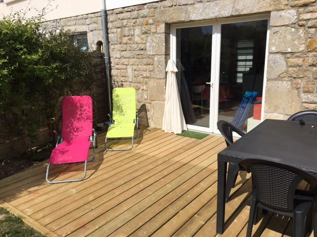 House Beaumer Carnac-Plages