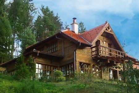 Charming wooden cottage Tonka**** - Bednja, Trakošćan