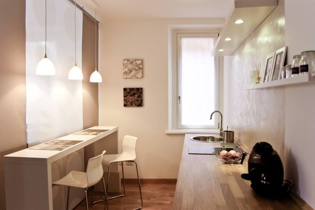 Dormitorio Udine ~ Klimt Holiday Apartment Udine Departamentos en alquiler en u00dadine, Friuli Venecia Julia, Italia