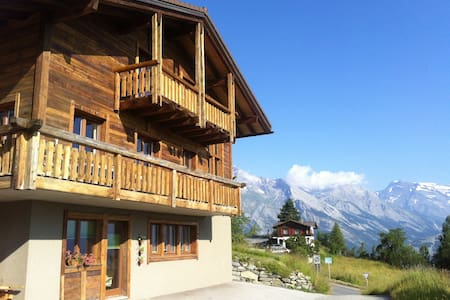 Appartement Nendaz, vue imprenable