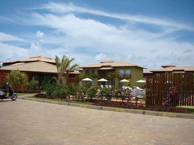 apto 2 quartos na praia itacimirim - Camaçari - Apartamento