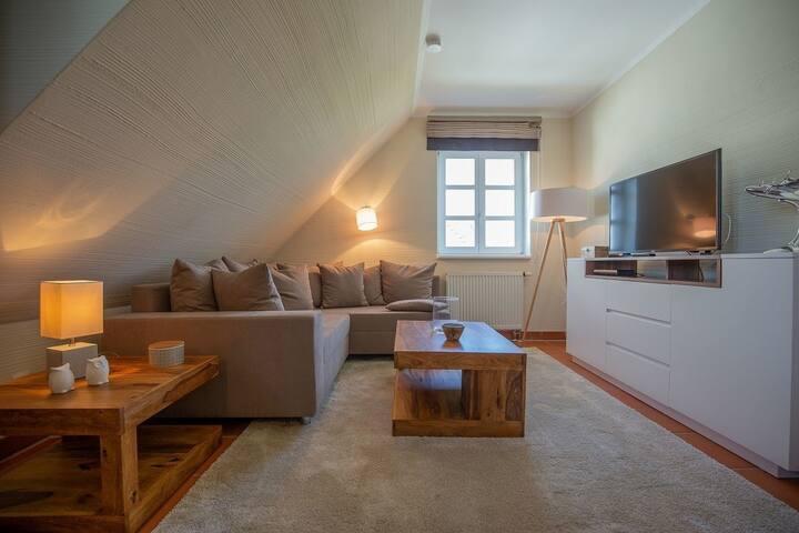 Ferienwohnung/App. für 2 Gäste mit 38m² in Dranske (93769)