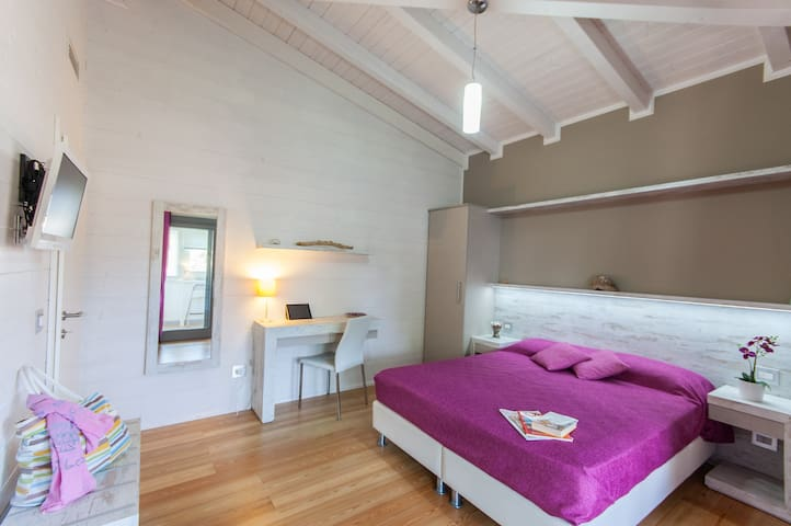 ECO RESIDENCE VILLA LUCY - Fontane Bianche - Apartamento
