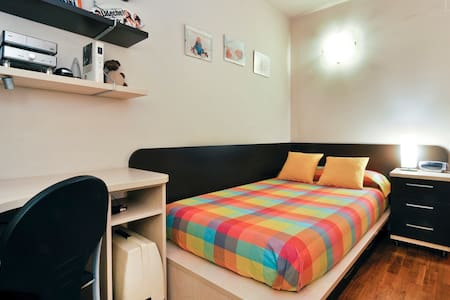 Near Sagrada Familia Single Room - Barcelona