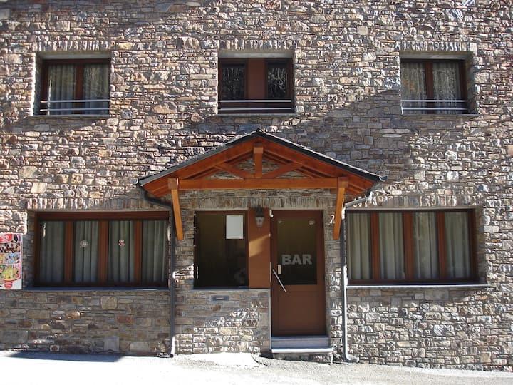 Apartamento 1 habitación. Cerca de Vallnord.