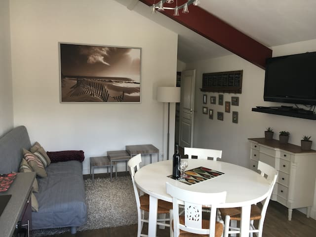 Bel appartement au pied de la Rhune - Ascain - Apartment