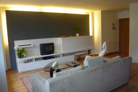 Private room in Loft by the Sea - Alella - Apartamento