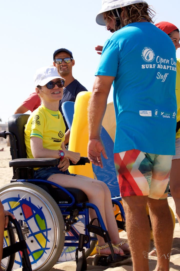 accesible holidays
