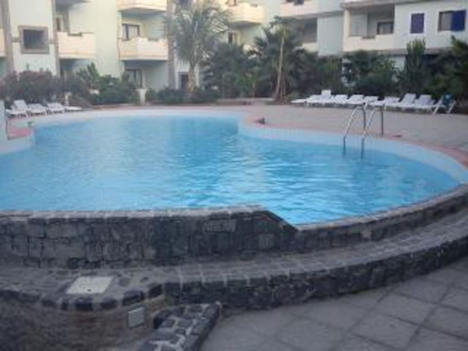 Spacious and clean Swimming pool