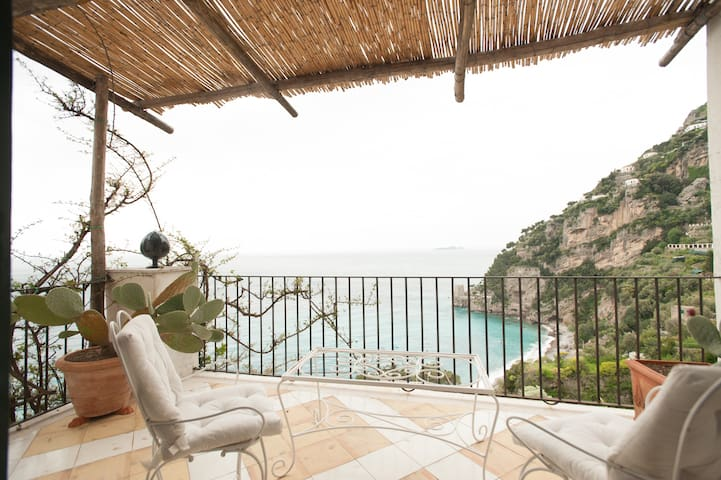 Amazing sea view in elegant setting - Positano Salerno - Casa