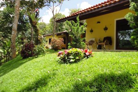 Sitio Meu Paraíso, em Guaramiranga. - Guaramiranga