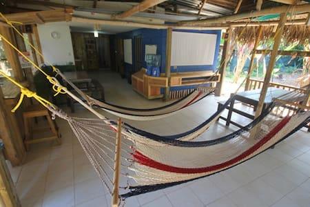 Drakebay Backpackers private cabin - Puntarenas