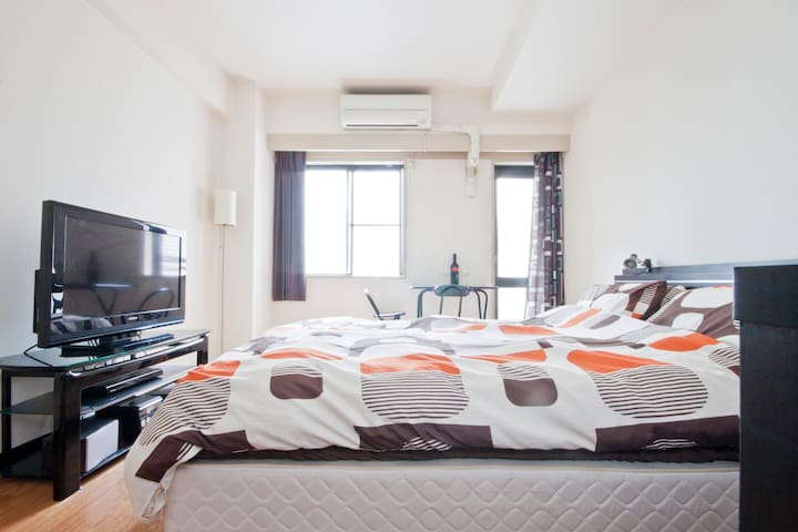 BEST VALUE IN CENTRAL TOKYO! - Minato - Apartment