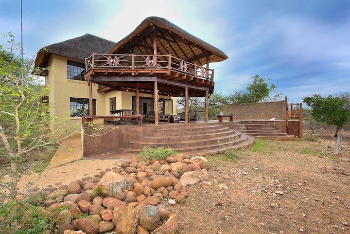 Noro Wa Hina, self-catering with Kruger view!