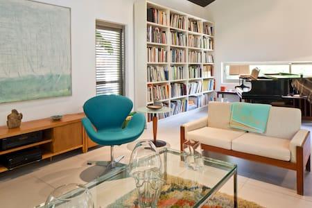Contemporary Home in Tel Aviv - Tel Aviv - Villa