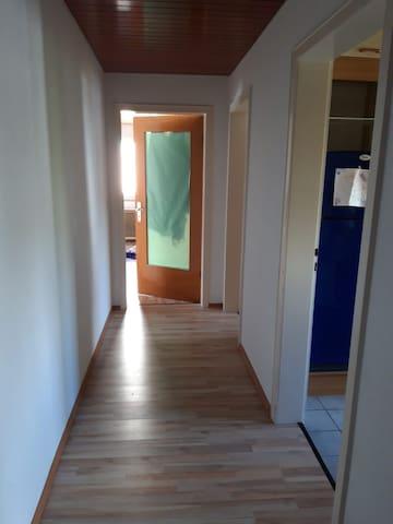Gemütliche 2,5 Zimmer-Wohnung