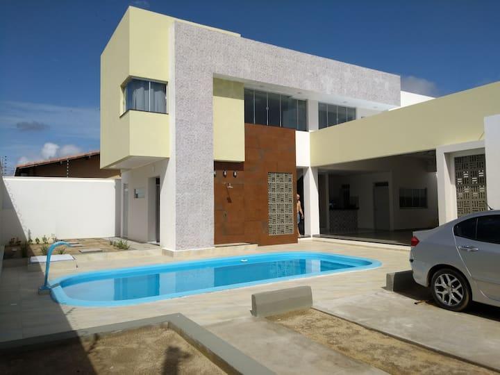 Casa Serrote Branco 3 (Opção 01 Suíte)