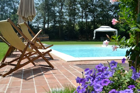 Farmhouse with pool (Lavanda) - Monteroni - Villa