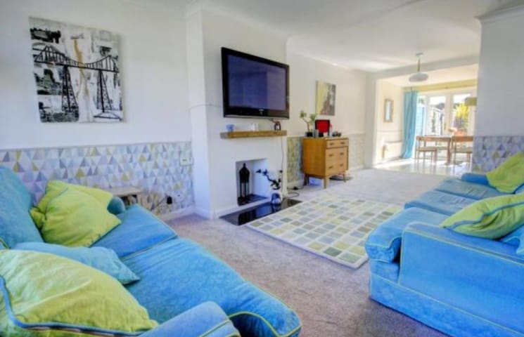Family home, perfect for business or holiday