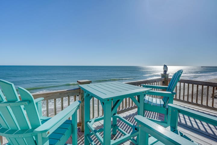 Fabulous! Flexible! BeachFront Luxury! Location!