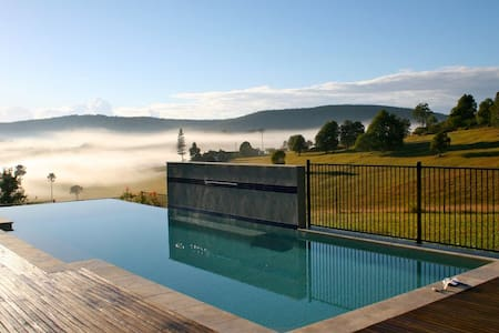 Valley of The Mists nr Blueys Beach 1/2 PRICE DEAL - Blueys Beach - Rumah