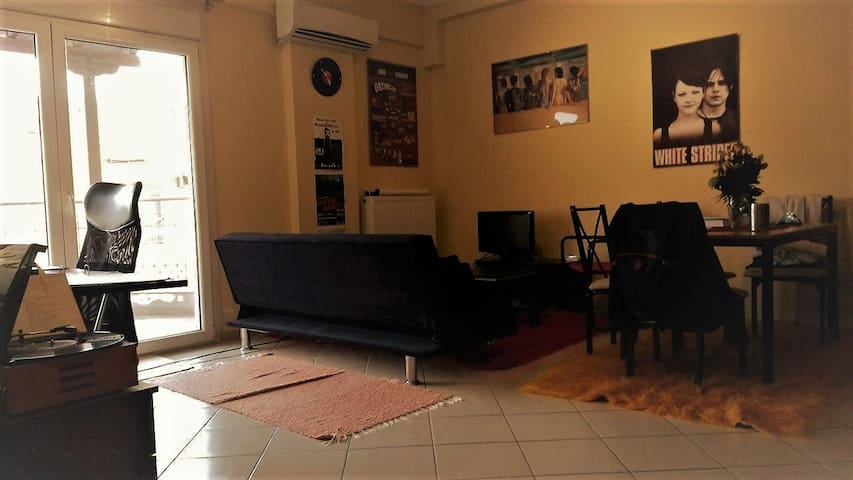 Modern 4th floor apartment near the city centre - Xanthi - Квартира