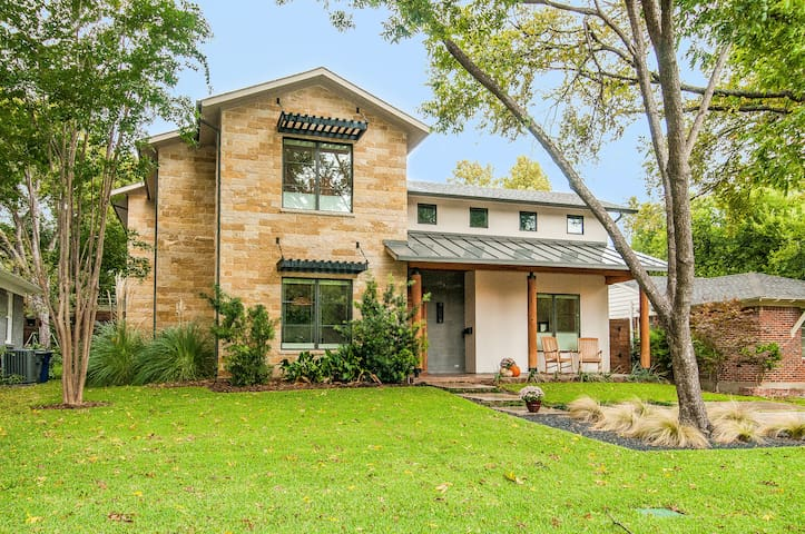 Lakewood Home in Heart of Dallas - Dallas - Casa