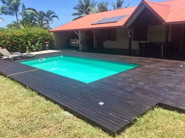 Happy place- Calme et détente aux portes de Nouméa