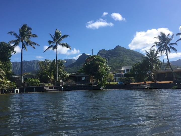 The Lake House:Kailua