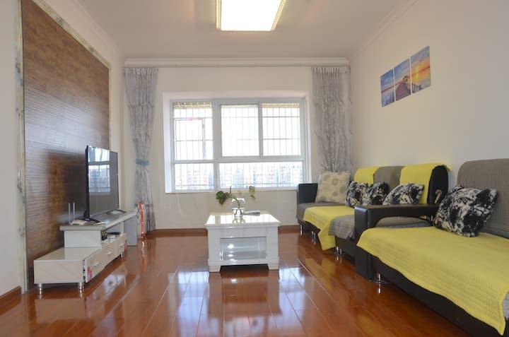 小橙子家庭公寓