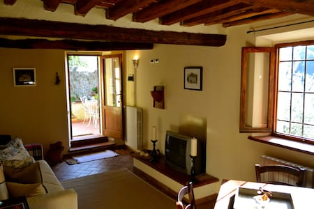 Tuscan Cottage for 4 people - Cantagrillo - House