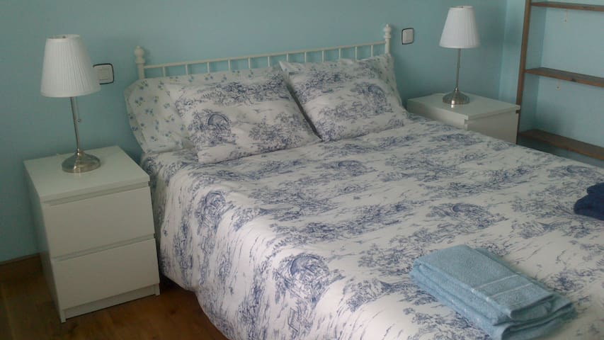 Dormitorio dobles