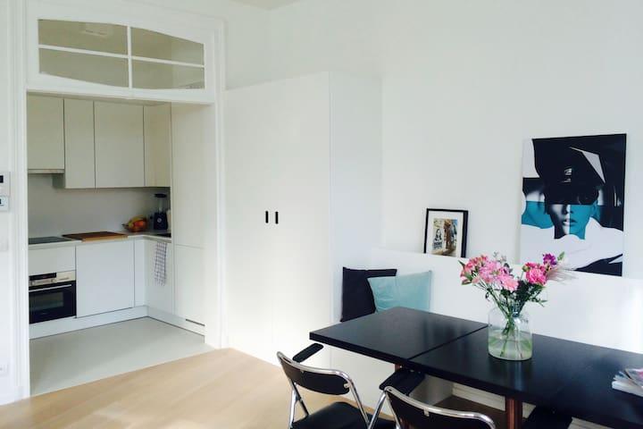 Very light, newly renovated apartment near Antwerp - Antwerpen - Lakás