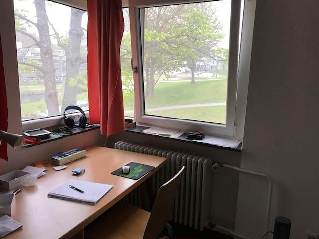Dorm Private room at Uni, 10 mins from city center - Stuttgart - Apartament