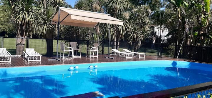 Espectacular casa quinta familiar