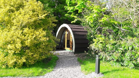 Priory Glamping Pod 1